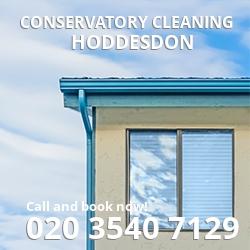 EN11 conservatory cleaning service Hoddesdon