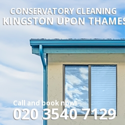 KT1 conservatory cleaning service Kingston upon Thames