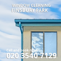N4 window cleaning Finsbury Park