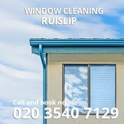 HA4 window cleaning Ruislip